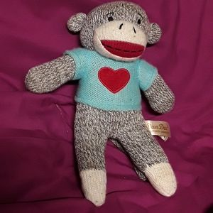 Dan Dees Collectors Choice Sock Monkey